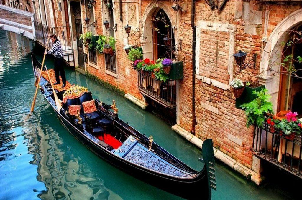 Венеция – Amore Mio!