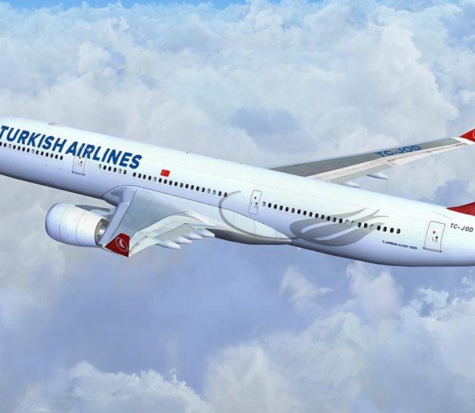 urkish Airlines продлила приостановку международных полетов до 1 мая