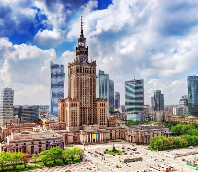 Экскурсия по польской столице: что посмотреть в Варшаве за один день