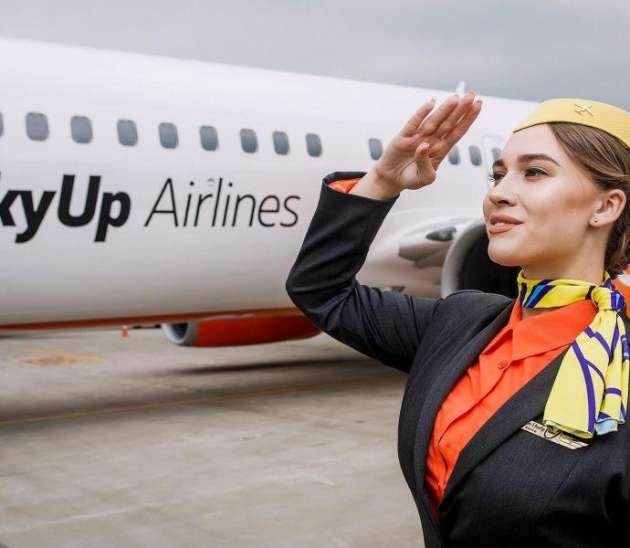 SkyUp планирует возобновить международные рейсы с июля