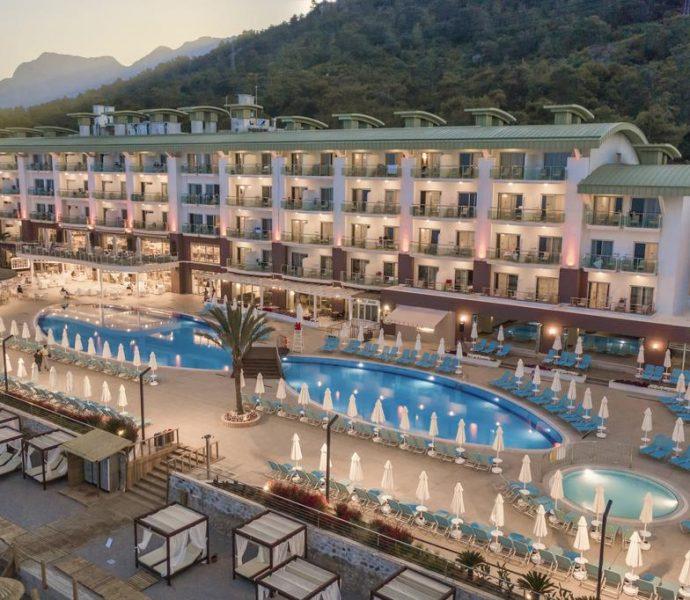Grand Park Hotel Kemer 5*