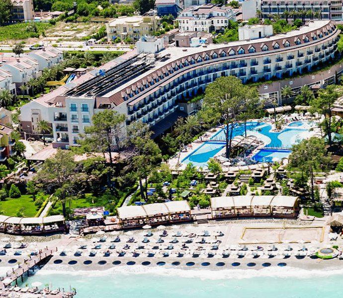 Gravel Hotels (ex. Alkoclar Exclusive Kemer) 5*