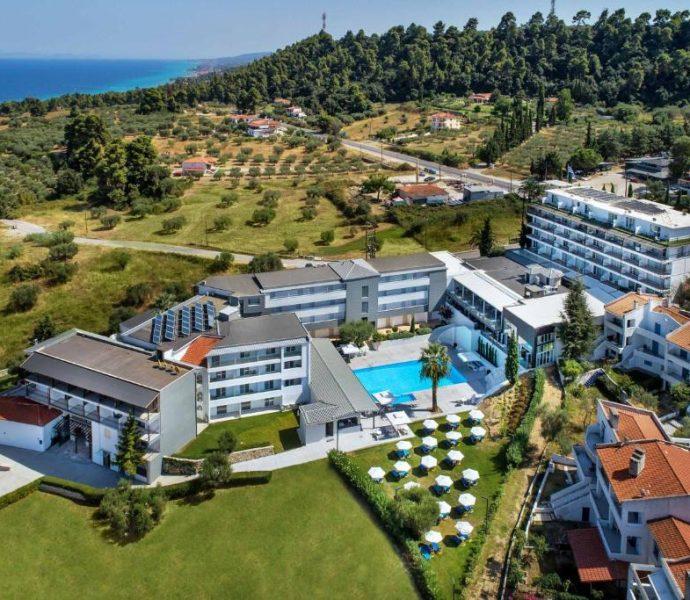Bomo Kriopigi Hotel 4*